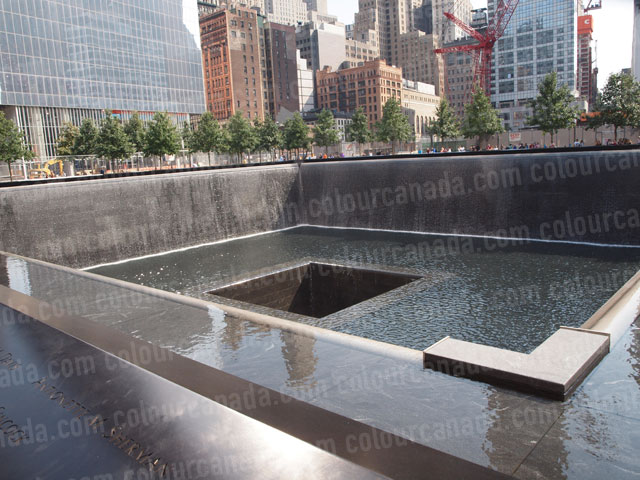 911 Memorial New York City | Cheap Stock Photo