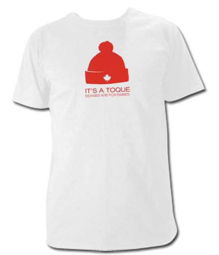 It's A Toque T Shirt
