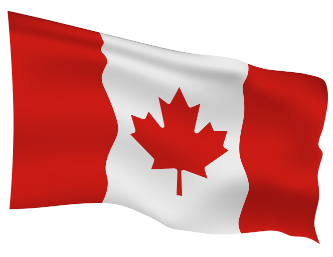 Canadian Flag Scalable | Cheap Vector Art
