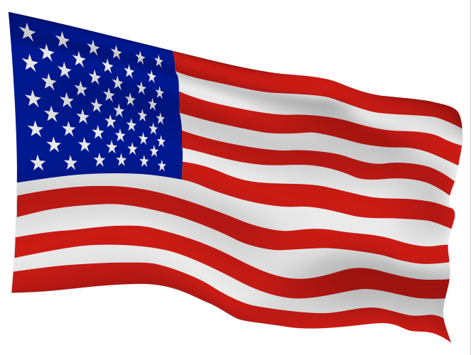 United States of America Flag Scalable | Cheap Vector Art