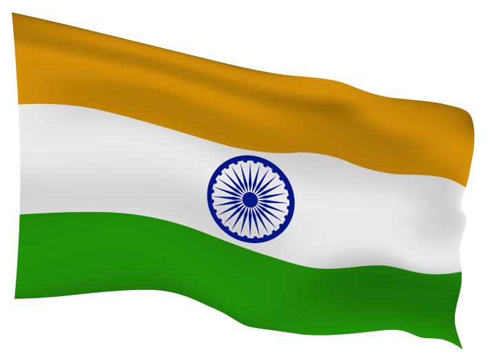 India Flag Scalable | Cheap Vector Art
