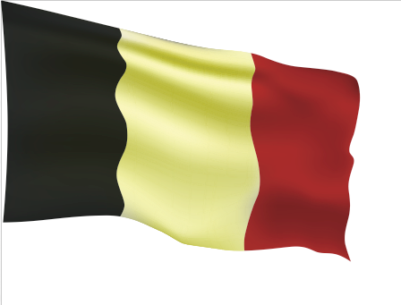 Belgium Flag Scalable | Cheap Vector Art