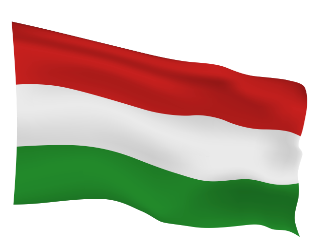 Hungary Flag Scalable | Cheap Vector Art