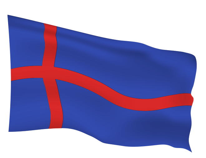 Iceland Flag Scalable | Cheap Vector Art