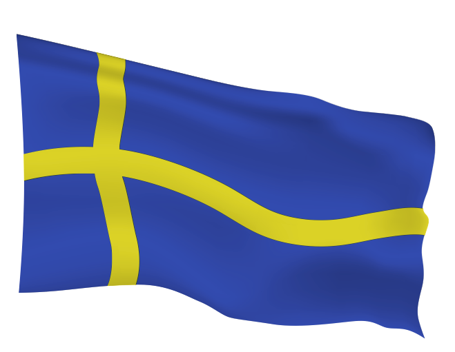 Sweden Flag Scalable | Cheap Vector Art