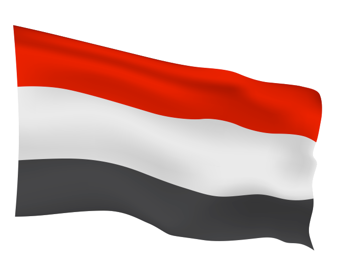 Yemen Flag Scalable | Cheap Vector Art