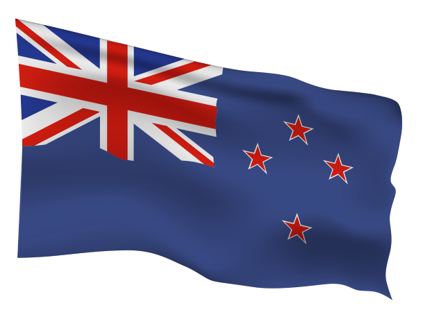 New Zealand Flag Scalable | Cheap Vector Art