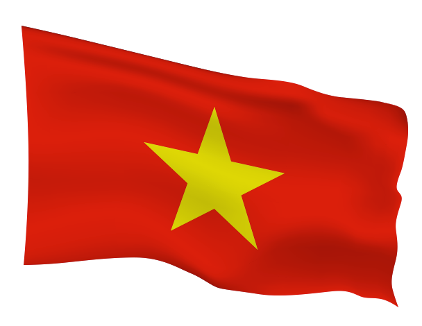 Vietnam Flag Scalable | Cheap Vector Art