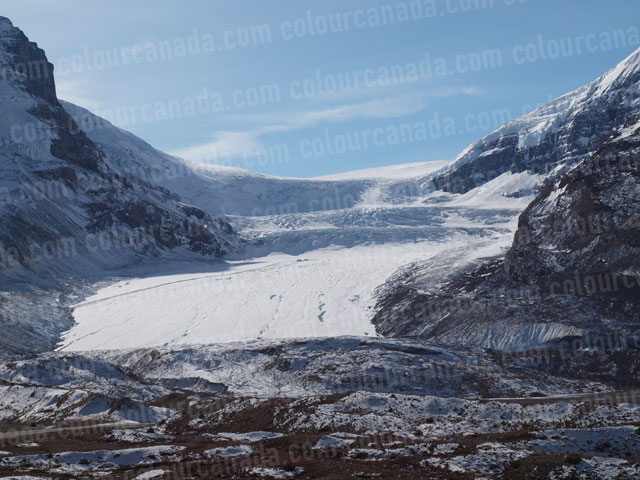 Athabasca Glacier | Cheap High Resolution Stock Photo