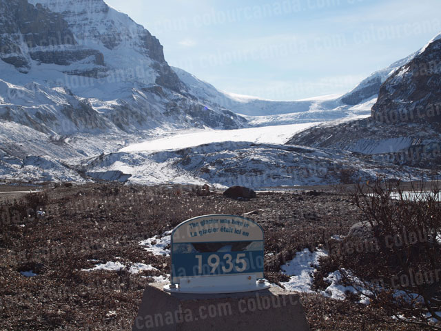 Athabasca Glacier (2) | Cheap High Resolution Stock Photo