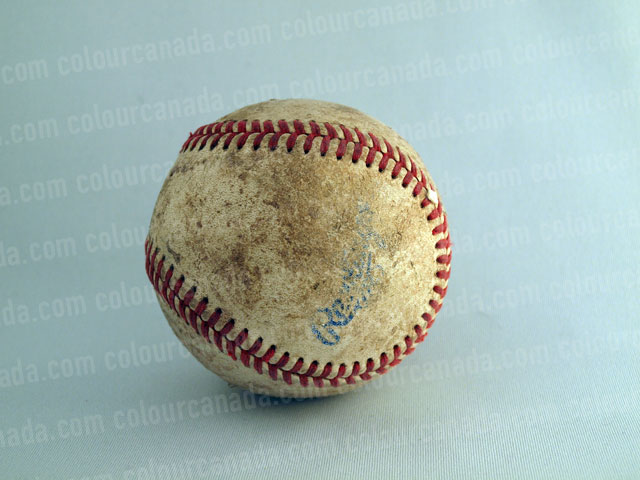 Baseball Well Worn | Cheap Stock Photo