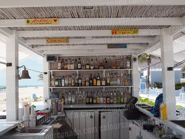 Beach Bar (1) | Cheap Stock Photo