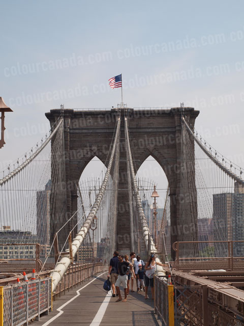 Brooklyn Bridge (2) | Cheap Stock Photo