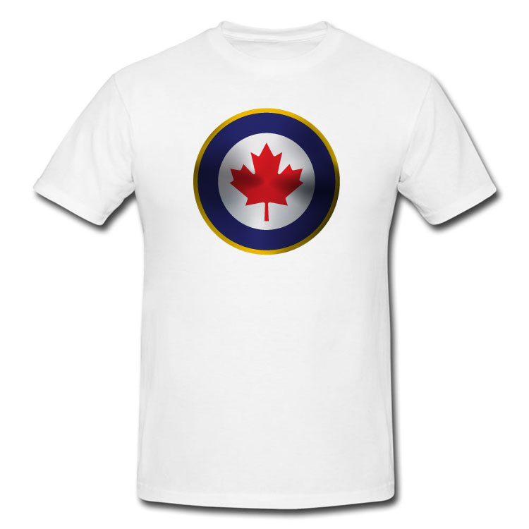 Canadian Shield Icon T Shirt