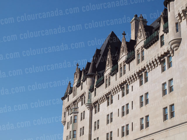 Chateau Laurier (2) | Cheap Stock Photo