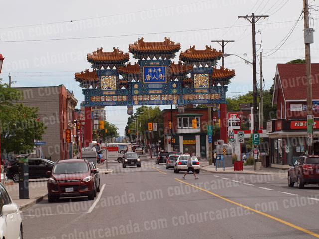 China Town Gate (1) | Cheap Stock Photo