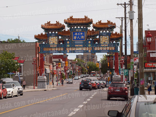 China Town Gate (2) | Cheap Stock Photo