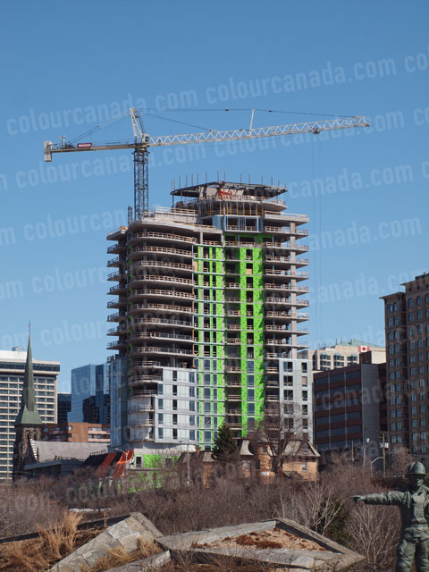 Construction Crane (2) | Cheap Stock Photo