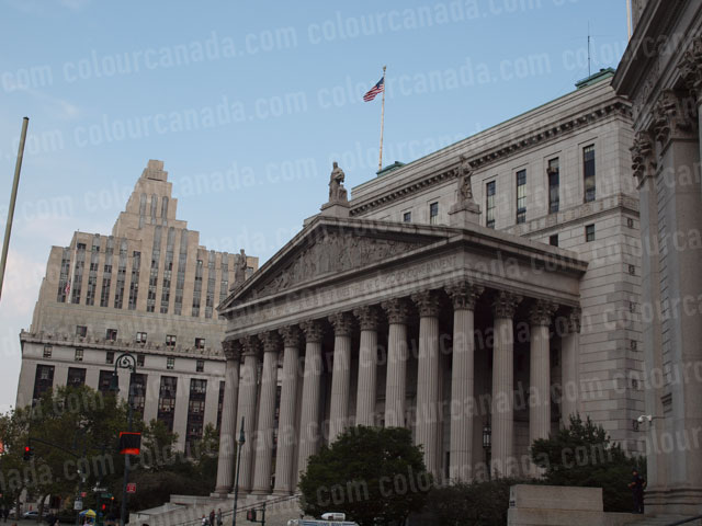 Court New York City | Cheap Stock Photo