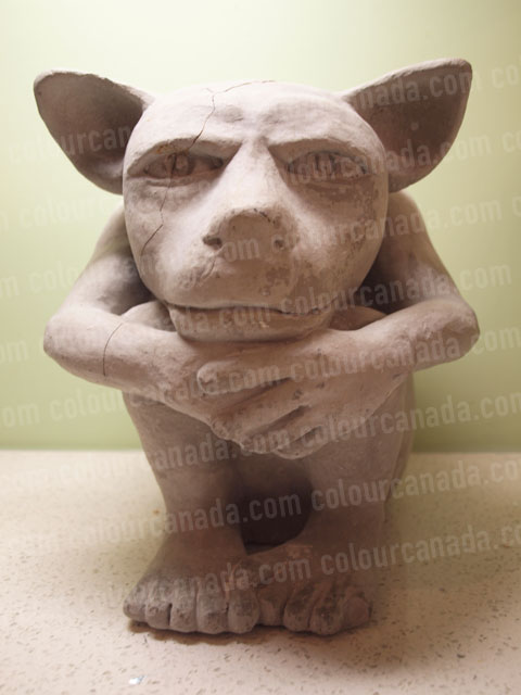 Dedo Gargoyle from Notre Dame Cathedral | Cheap Stock Photo