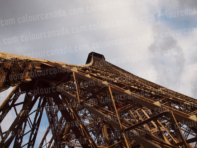 Eiffel Tower (1) Paris France | Cheap Stock Photo