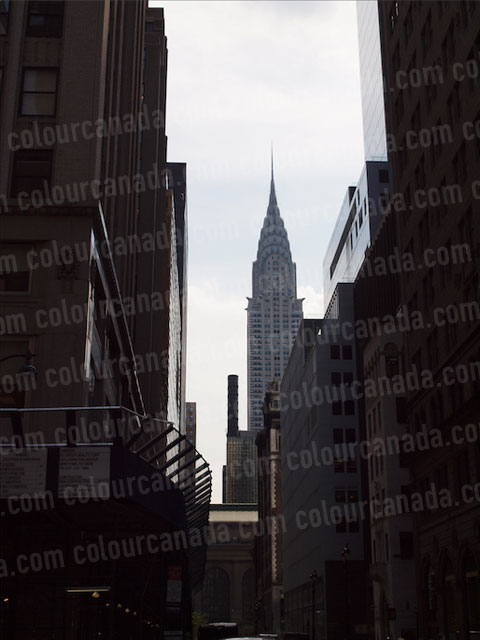 Empire State Building New York City | Cheap Stock Photo
