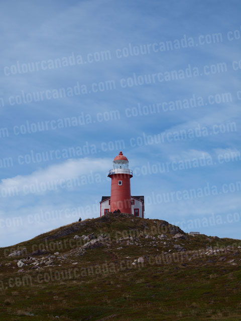 Ferryland Lighthouse | Cheap Stock Photo
