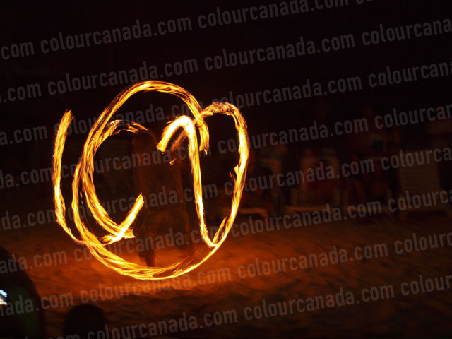 Fire Dancer (2) | Cheap Stock Photo