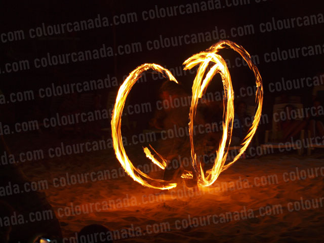 Fire Dancer (3) | Cheap Stock Photo