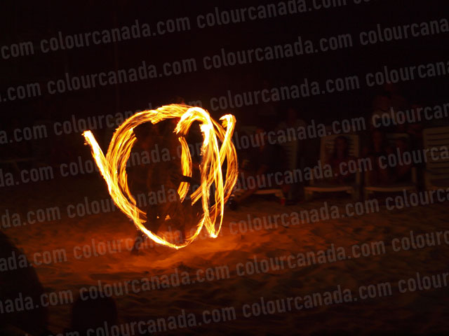 Fire Dancer (4) | Cheap Stock Photo