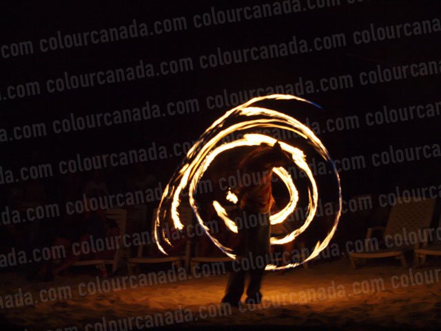 Fire Dancer (5) | Cheap Stock Photo