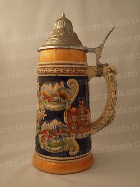 German Beer Stein (1) | Cheap Stock Photo