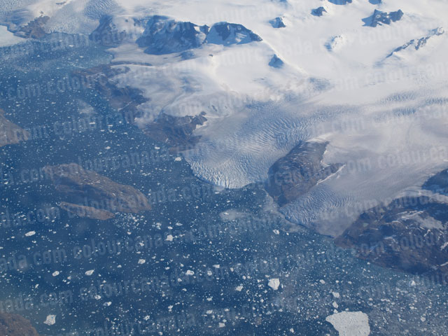 Greenland Glaciers | Cheap Stock Photo
