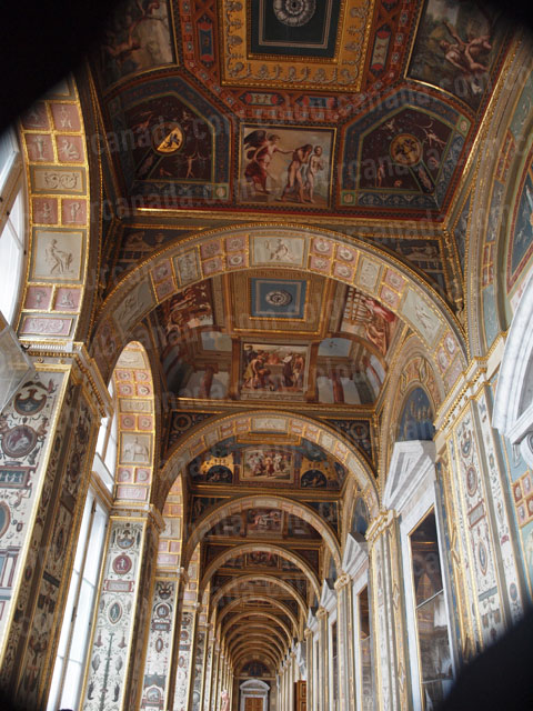 Hermitage Ceiling Detail (1) | Cheap Stock Photo