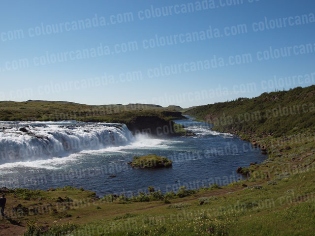 Icelandic Waterfall (2) | Cheap Stock Photo