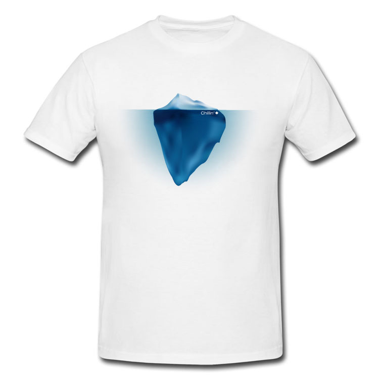Chillin Iceberg T Shirt