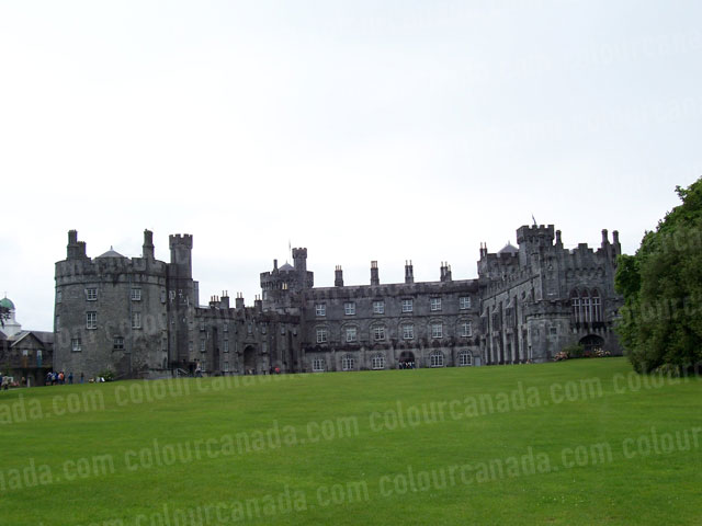 Kilkenny Castle, Ireland | Cheap Stock Photo