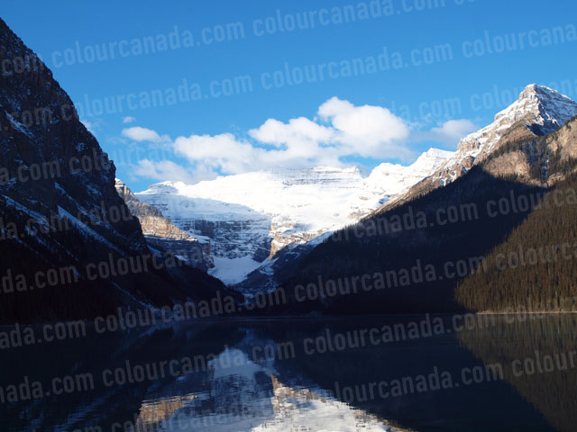 Lake Louise, Banff, Alberta, Canada | Cheap Stock Photo