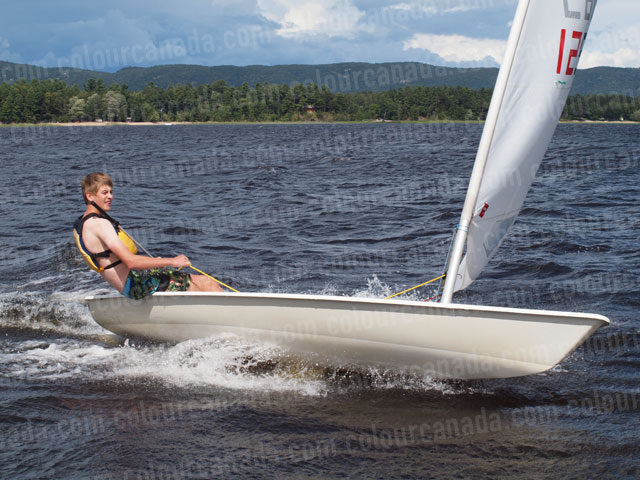 Laser Sailing (1) | Cheap Stock Photo