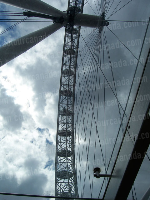London Eye Ferris Wheel (2) | Cheap Stock Photo