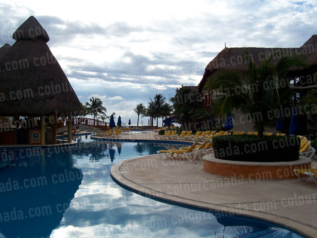 Mayan Riviera Resort | Cheap Stock Photo