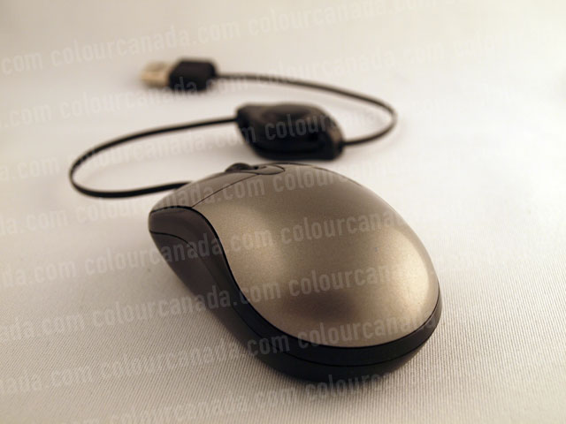 Mouse with Wire | Cheap Stock Photo - Click Image to Close