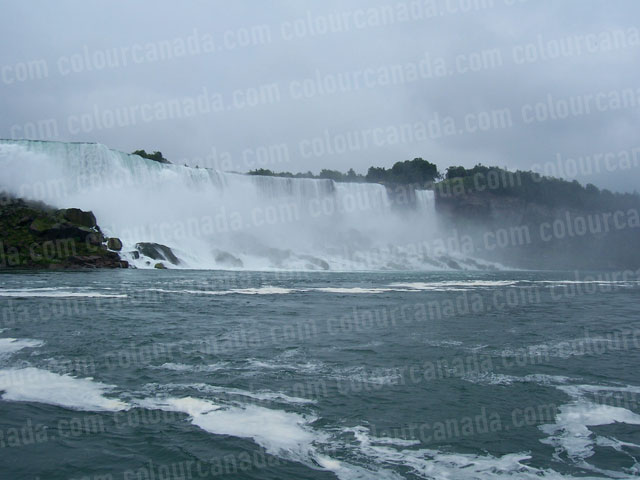 American Side of Niagara Falls | Cheap Stock Phot