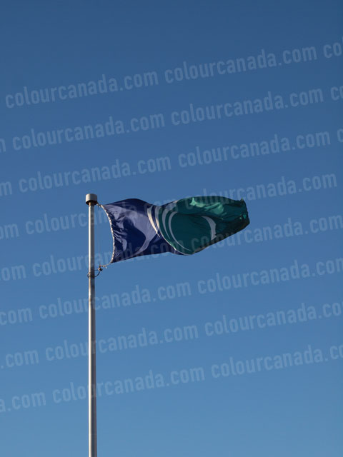 City of Ottawa Flag | Cheap Stock Photo