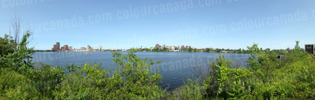 Ottawa Panorama (1) | Cheap Stock Photo