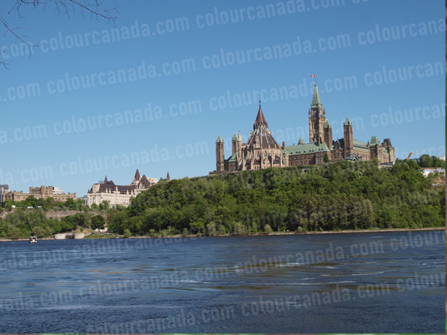 Parliament From Quebec (1) | Cheap High Resolution Stock Photo