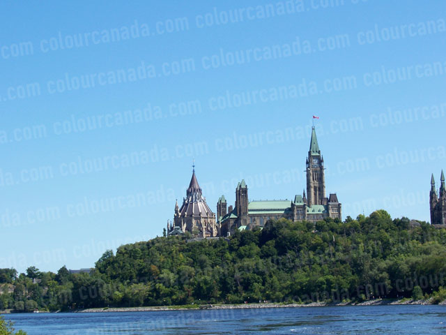 Parliament Buildings, Ottawa, Canada | Cheap Stock Photo