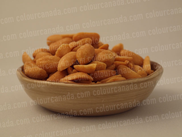 Peanuts (1) in a Bowl | Cheap Stock Photo