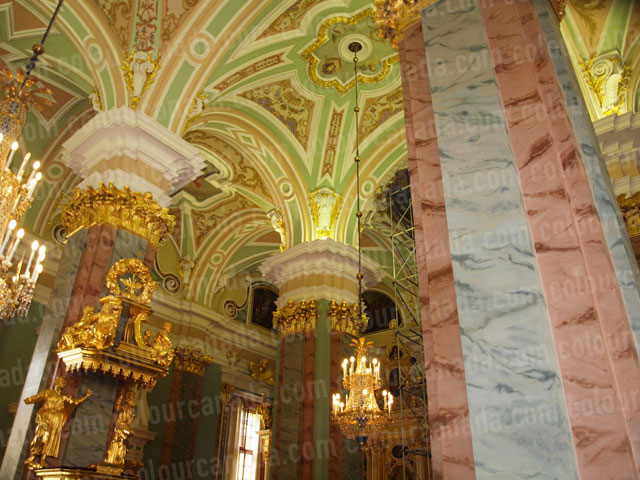 Peter & Paul Cathedral St. Petersburg | Cheap Stock Photo