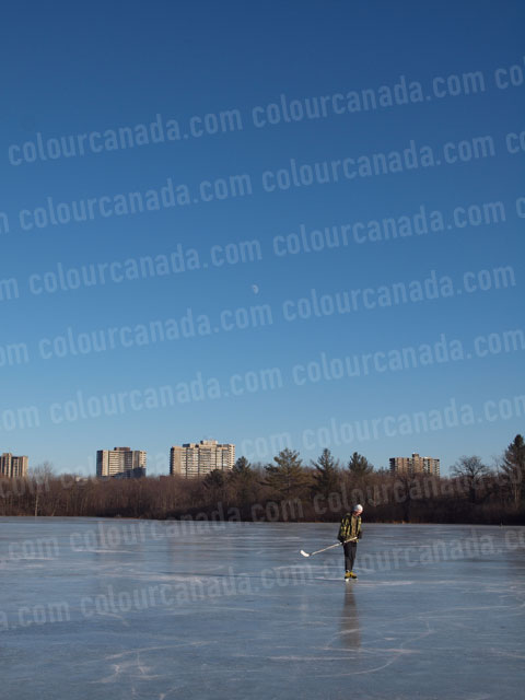 Pond Hockey (1) | Cheap Stock Photo